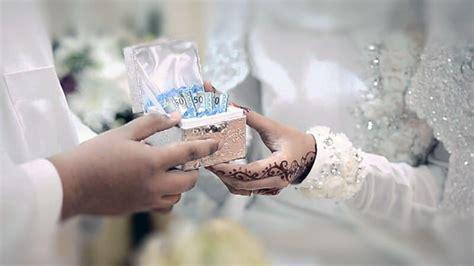 tutorial hiasan mas kawin wanita ini kahwin dengan bajet rm6 000 tapi complete