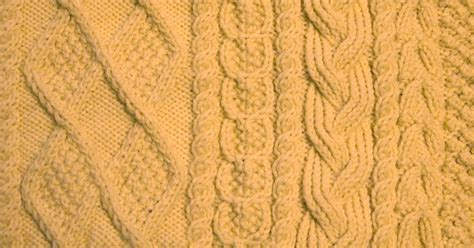 what is w t in knitting quiltwrapup aran sweater pattern