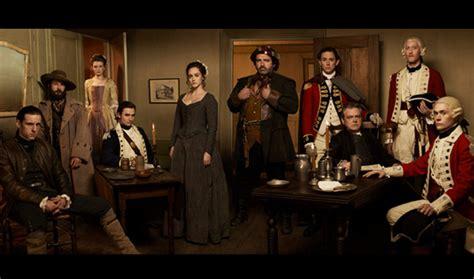 turn washingtons spies tv series 2014 full cast blogs turn washington s spies amc orders second