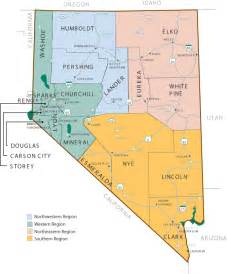 may 2013 map of nevada state printable