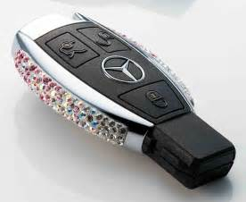 Key Of Mercedes Limited Edition Crafted Swarovski Mercedes