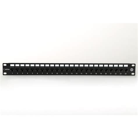 Patch Panel Category 5e System 24 Port 1u 19 quot 24 port patch panel cat5e