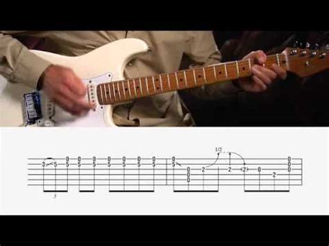 stevie ray vaughan pride  joy guitar lesson  guitarinstructorcom excerpt youtube