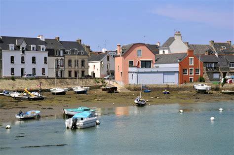 porto della francia porto di louis in in francia fotografia