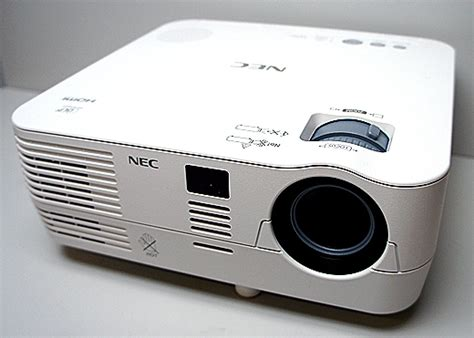 Portable Proyektor Projector Nec Mc331xg nec ve281 mobile projector