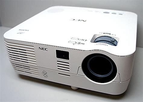 Proyektor Nec Ve281 Nec Ve281 Mobile Projector