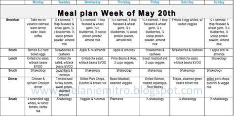 protein 7 day diet plan 1 day high protein diet plan drinkposts