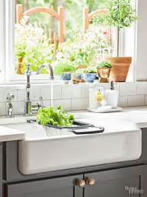 My Kitchen Sink My Kitchen Remodel Windows Flush With Counter The Inspired Room