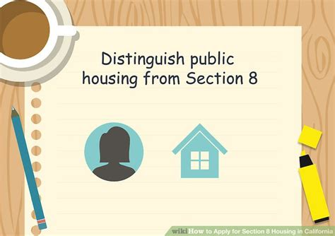 section 8 vs public housing how to apply for section 8 housing in california find