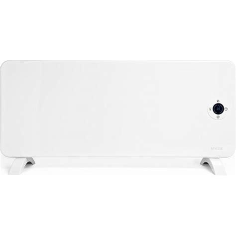 mylek remote control  standing panel heater kw