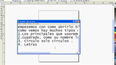 youtube tutorial corel draw x3 tutorial de corel draw x3 parte 1 20 youtube