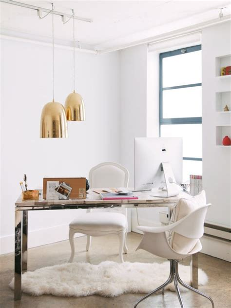 white home office fresh and clean 30 scandinavian inspired rooms brit co