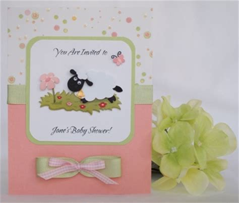 how to make baby shower cards baby shower card idea many exles of handmade cards