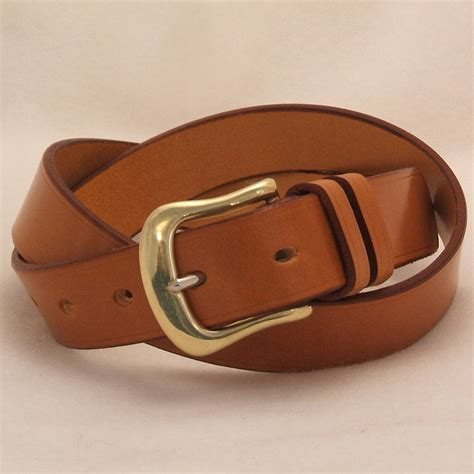 Handmade Belt - handmade delta leather belt by tbm the belt
