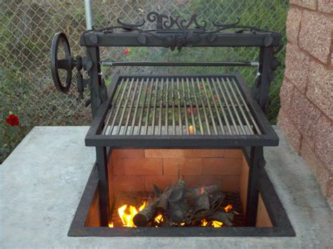 Quot We Incorporated Stainless Steel Gas Lines Within The Pit Grill Pit