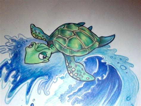 schildkroete tattoo vorlage illustration huber steffi