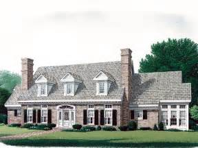 Cape Style Home Plans by Plan 054h 0017 Find Unique House Plans Home Plans And