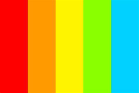 neon color palette neon rainbow color palette neon platte in 2019