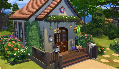 bohemian house my sims 4 blog tiny bohemian house by lovesimplysim