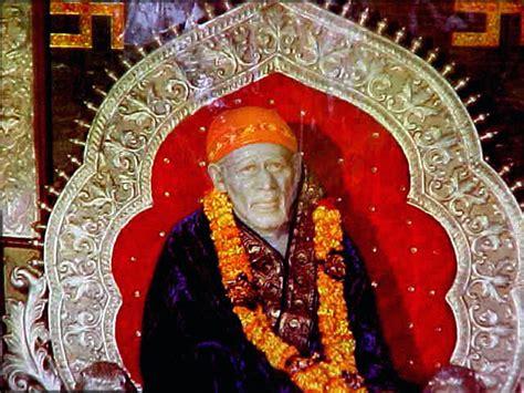 Syari Babat by Shirdi Sai Baba Darshan Live God Wallpapers