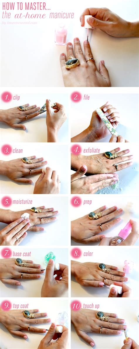 nail files how to master the at home manicure conrad