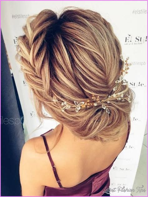Fancy Hairstyles For by Fancy Hairstyles Latestfashiontips