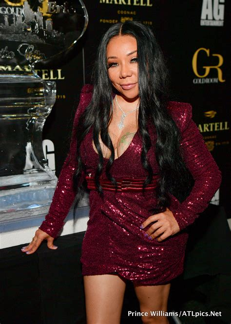 tameka tiny harris celebrate  birthday  gold room