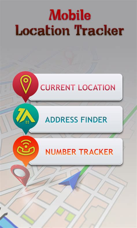 Location Finder Of Mobile Number With Address Live Mobile Number Tracker Android Apps On Play