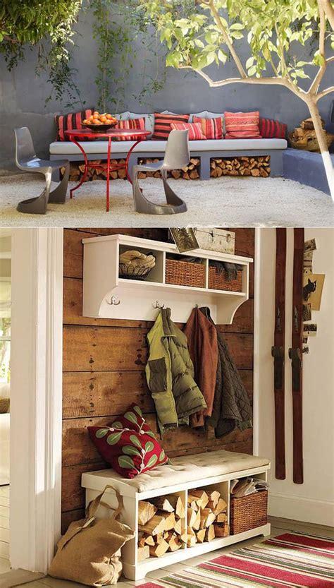 amazing firewood rack  storage ideas  piece