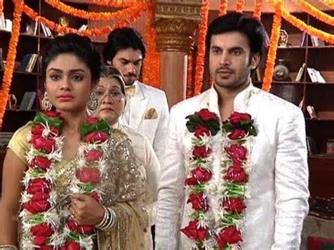 Uttaran mukta marriage vows