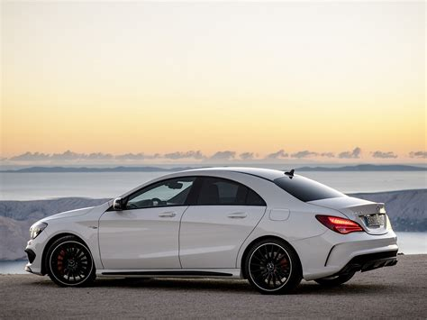 mercedes bench mercedes benz cla 45 amg gets epa rated autoevolution