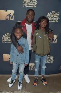 kevin hart father kevin hart is scared his 12 year old is talking to boys