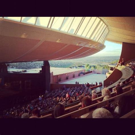 santa fe opera house view looking back at the seating picture of santa fe opera house santa fe tripadvisor