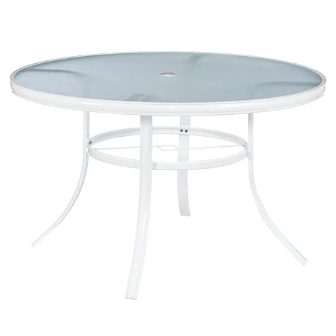 Kmart Patio Table Essential Garden Carrollton Dining Table Outdoor Living Patio Furniture Tables Side Tables