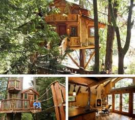 treehouse living 10 amazing tree houses plans pictures designs ideas