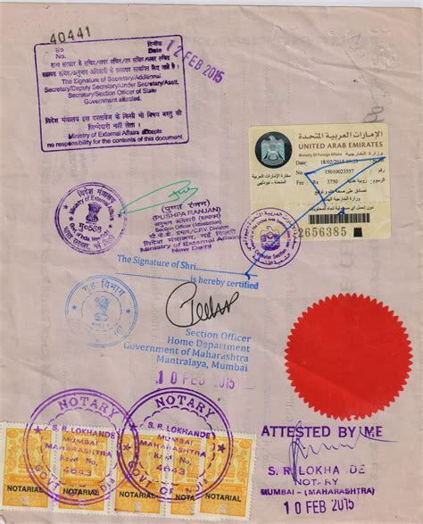 Mofa Qatar Attestation Charges by Information About Uae Embassy Attestation In Chennai Uae