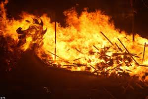 viking fire boat viking photographs spectacular up helly aa festival on
