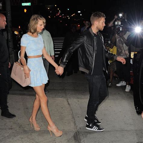 how tall is taylor swift s brother taylor swift and boyfriend calvin harris break up
