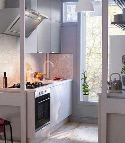 fotos de cocinas pequenas de ikea