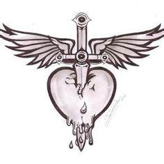 tattoo logo bon jovi bon jovi heart and dagger logo black and white by