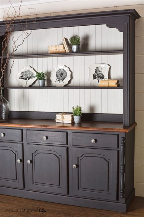 chalk paint hutch 25 best ideas about painted hutch on hutch