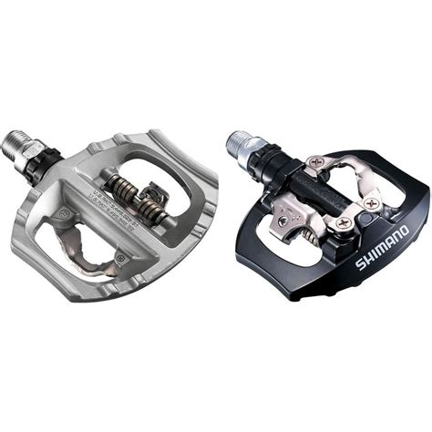road bike pedals and shoes shimano pd a530 pedals spd road bike touring pedals with