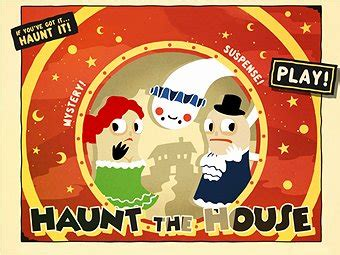 haunt the house game haunt the house abc3 games abc3