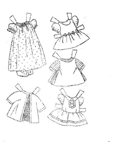 coloring book paper kewpie coloring book paper doll 5 paper doll printables