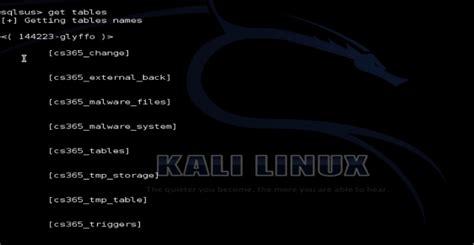 tutorial remastering kali linux tutorial sqlsus para kali linux