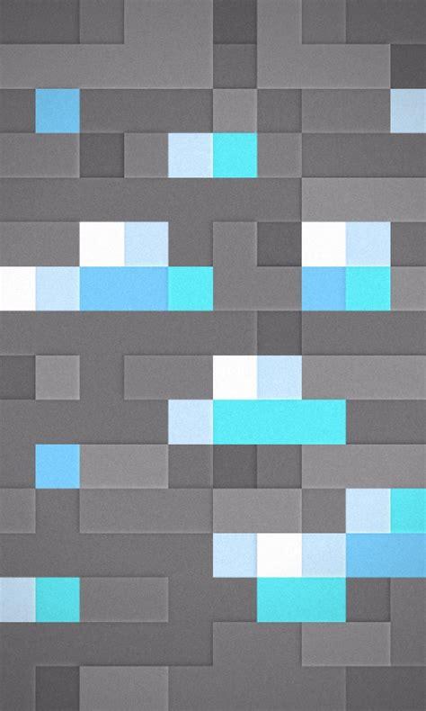 wallpaper craft galaxy 480x800 minecraft diamonds galaxy s2 wallpaper