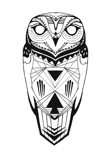 tattoo geometric png changingmotions transparent rendition of a tattoo sketch