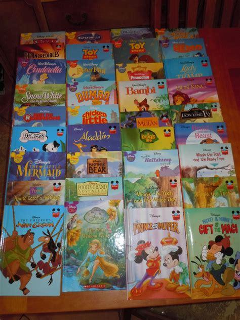 Disney Pixar My Library Hc collection 36 hc books disney wonderful world of reading