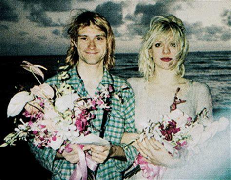 kurt cobain and courtney love biography kurt cobain
