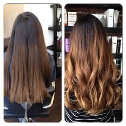 san francisco 1920 s hair stylist balayage highlights ombre effect before and after yelp